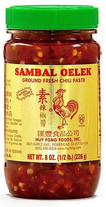 Huy Fong Sambal Oelek (8 oz)