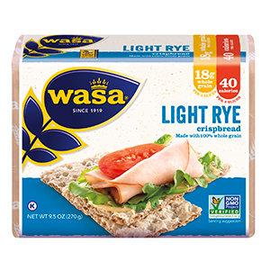 Wasa Light Rye Crispbread