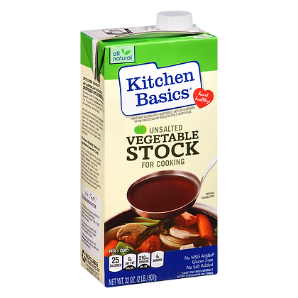 Kitchen Basics Vegetable Stock (32 oz)