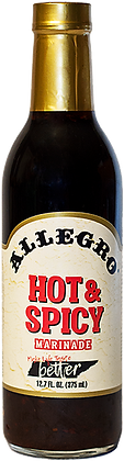 Allegro Hot & Spicy Marinade