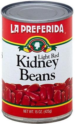 La Preferida Light Red Kidney Beans