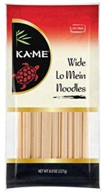 Kame Lo Mein Wide Noodles