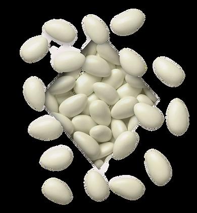 Jordan Almonds (white)