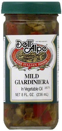 Dell 'Alpe Mild Giardiniera (8 oz)