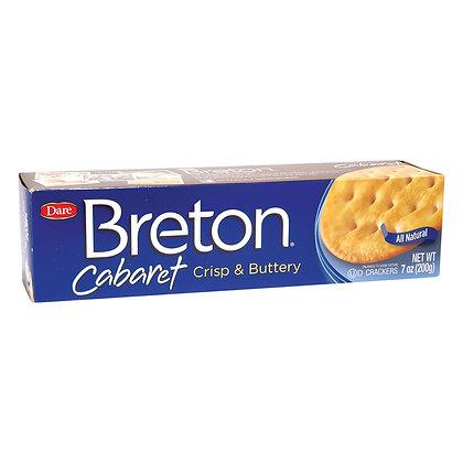 Dare Breton Cabaret Crackers