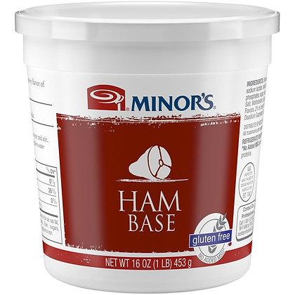 Minors Ham Base