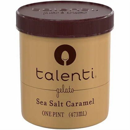 Talenti Sea Salt Caramel