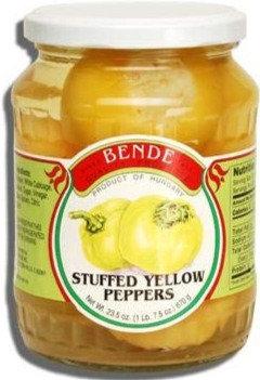 Bende Stuffed Banana Peppers