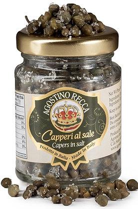 Agostino Recca Capers in Salt