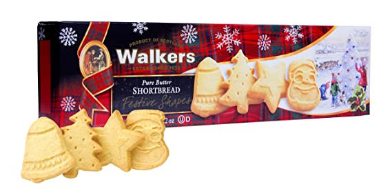 Walkers Festive Shapes
