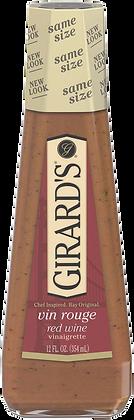 Girard's Vin Rouge Vinaigrette