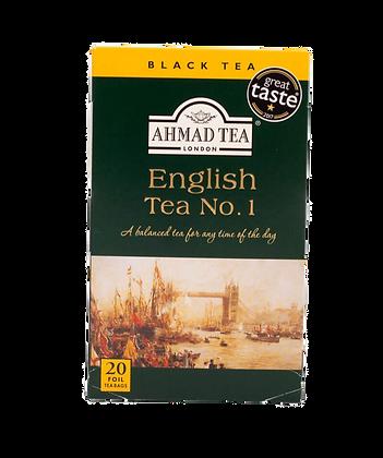 Ahmad English #1 Tea