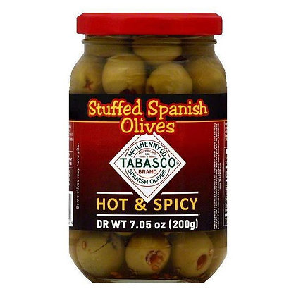 Tabasco Hot & Spicy Stuffed Spanish Olives