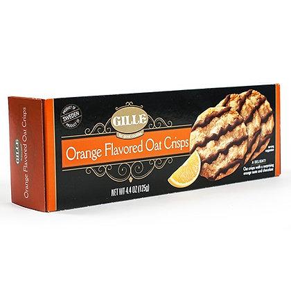 Gille Orange Oat Crisps