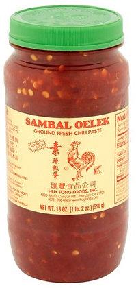 Huy Fong Sambal Oelek (18 oz)