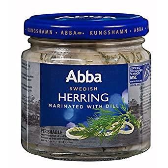 Abba Swedish Herring in Dill