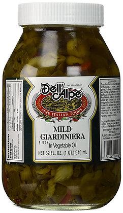 Dell 'Alpe Mild Giardiniera (32 oz)