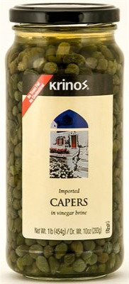 Krinos Capers (1 lb)