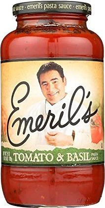 Emeril's Tomato Basil Sauce