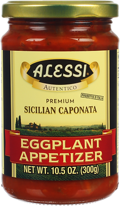 Alessi Eggplant Appetizer