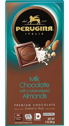 Perugina Milk Chocolate with Caramelized Almonds