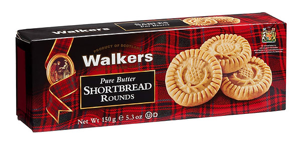 Walkers Shortbread Rounds (5.3 oz)