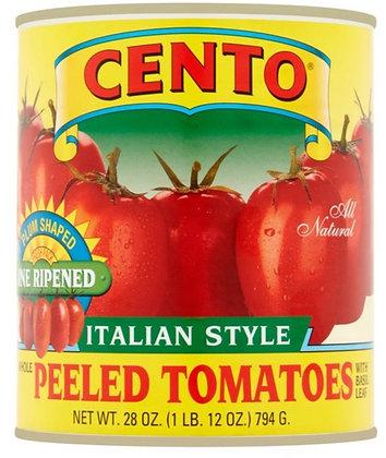 Cento Italian-Style Peeled Tomatoes (28 oz)