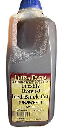 Freshly-brewed Iced Black Tea UNSWEET