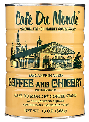 Cafe du Monde Decaf Coffee