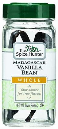 Spice Hunter Madagascar Whole Vanilla Beans