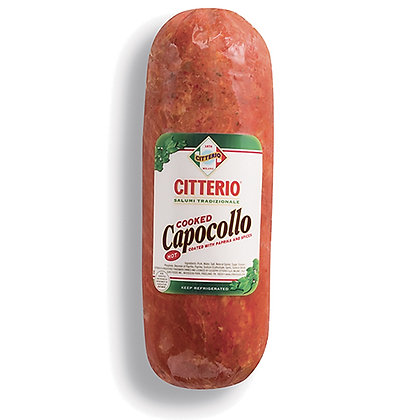 Citterio Hot Capocollo
