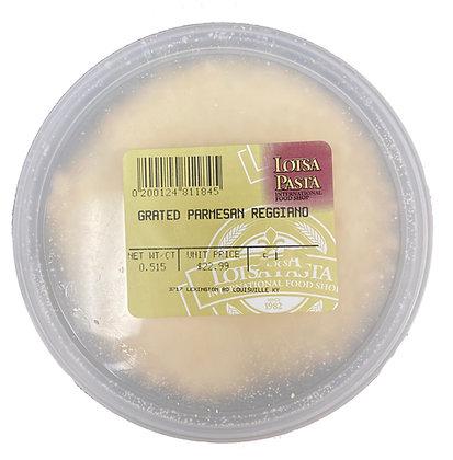 Parmesan Reggiano (grated)
