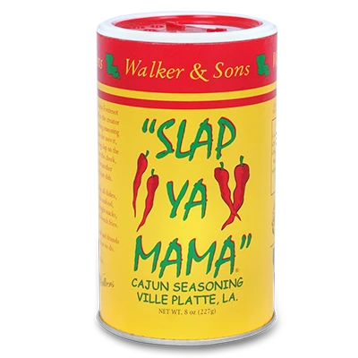 Slap Ya Mama Cajun Seasoning (8 oz)