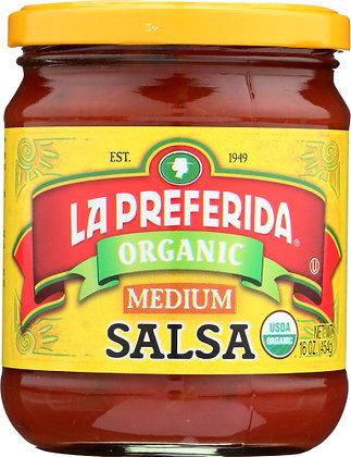 La Preferida Organic Medium Salsa