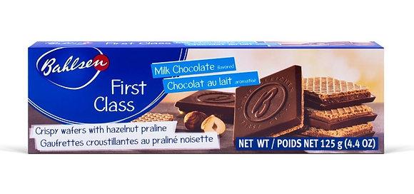 Bahlsen Milk Chocolate First Class