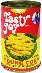 Tasty Joy Young Corn