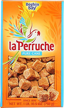 La Perruche Brown Sugar Cubes (26.4 oz)