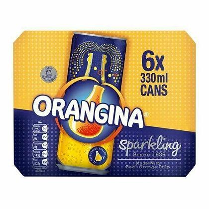 Orangina (6 pack)