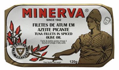 Minerva Tuna in Spiced Oil