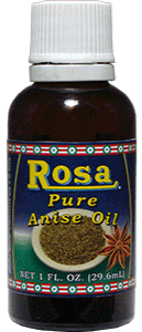 Rosa Pure Anise Oil