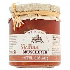 Konex Foods Sicilian Bruschetta