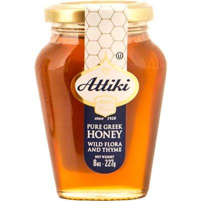 Attiki Greek Honey (8 oz)