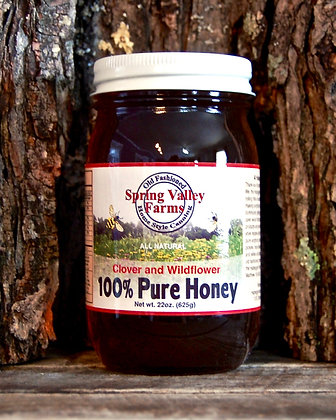 Spring Valley Farms 100% Pure Honey