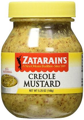 Zatarain's Creole Mustard (5.25 oz)