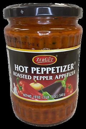Zergut Hot Peppetizer