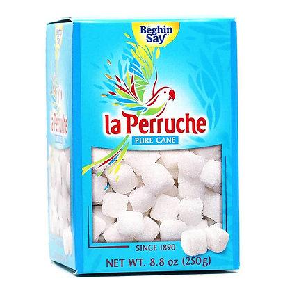 La Perruche White Cane Sugar Cubes (8.8 oz)