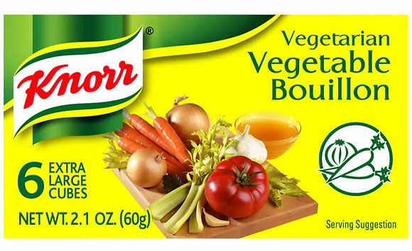 Knorr Vegetable Bouillon (6-ct)