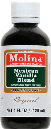 Molina Vanilla (4 oz)