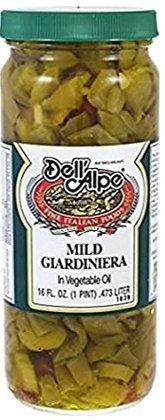 Dell 'Alpe Mild Giardiniera (16 oz)