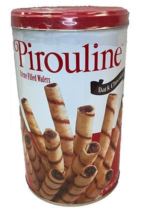 Pirouline Dark Chocolate Wafers